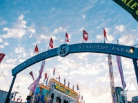 social media management services calgary stampede