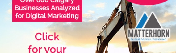 Calgary Industrial Marketing Business Analysis