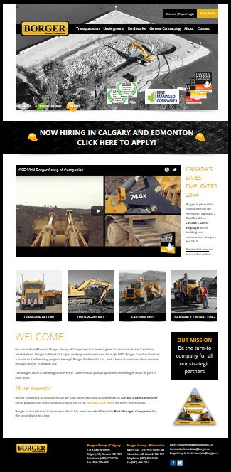 Calgary Website Developer