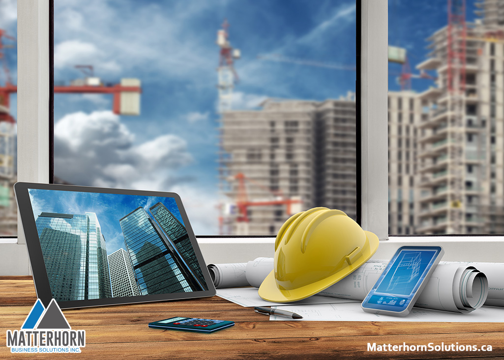 Calgary IT Support Construction Company Computer Support