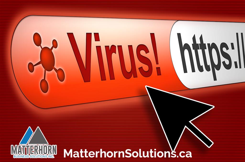 Calgary virus malware removal