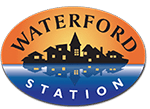 Waterford Station Website Social Media Marketing and Print Design