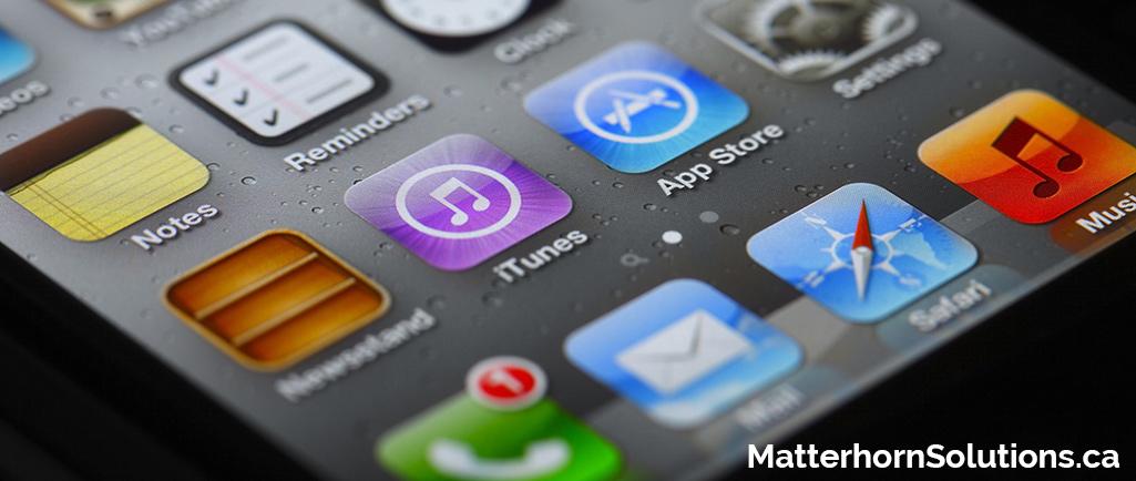 mobile app companies Calgary
