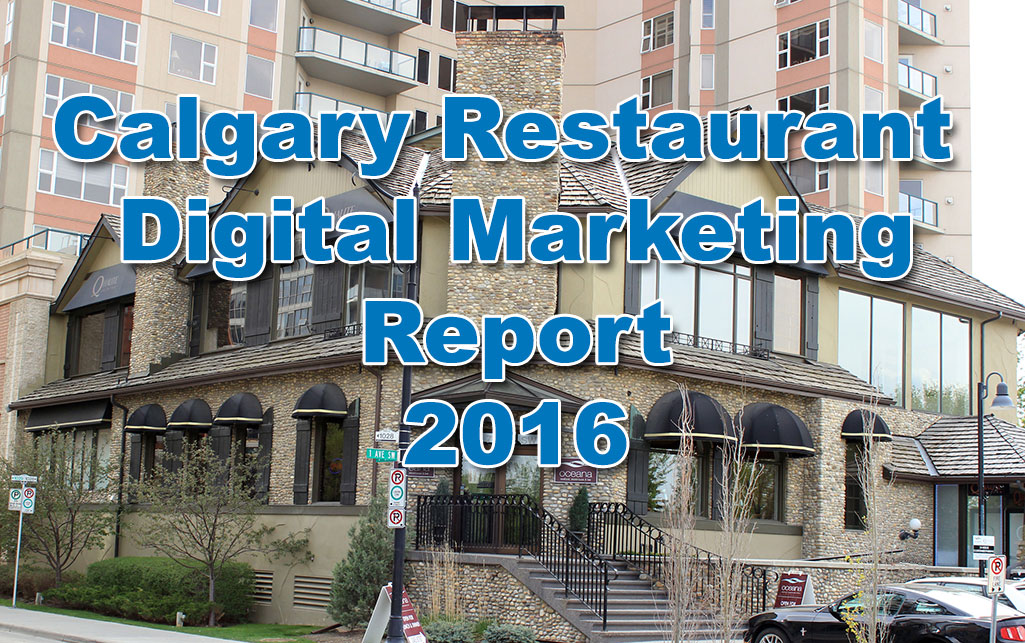 calgary restaurant digital marketing