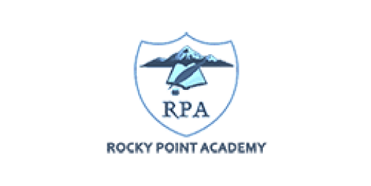 calgary it services clients rocky point academy logo