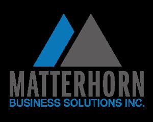calgary IT services matterhorn logo