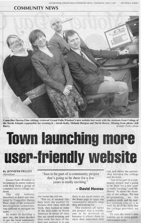 David Howse Marketing Expert in the News