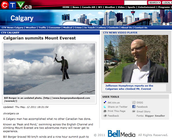 Calgary social media expert