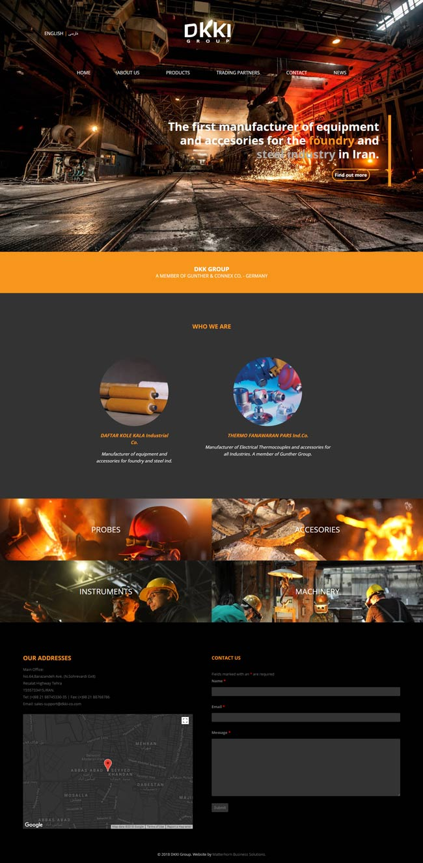 calgary web design company dkki